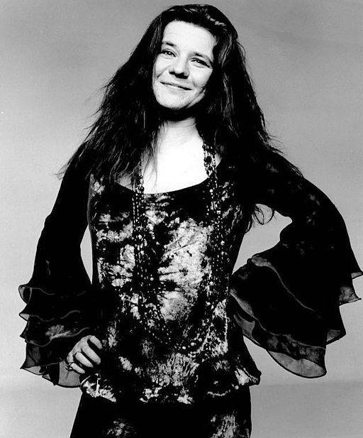 Janis Joplin posterized